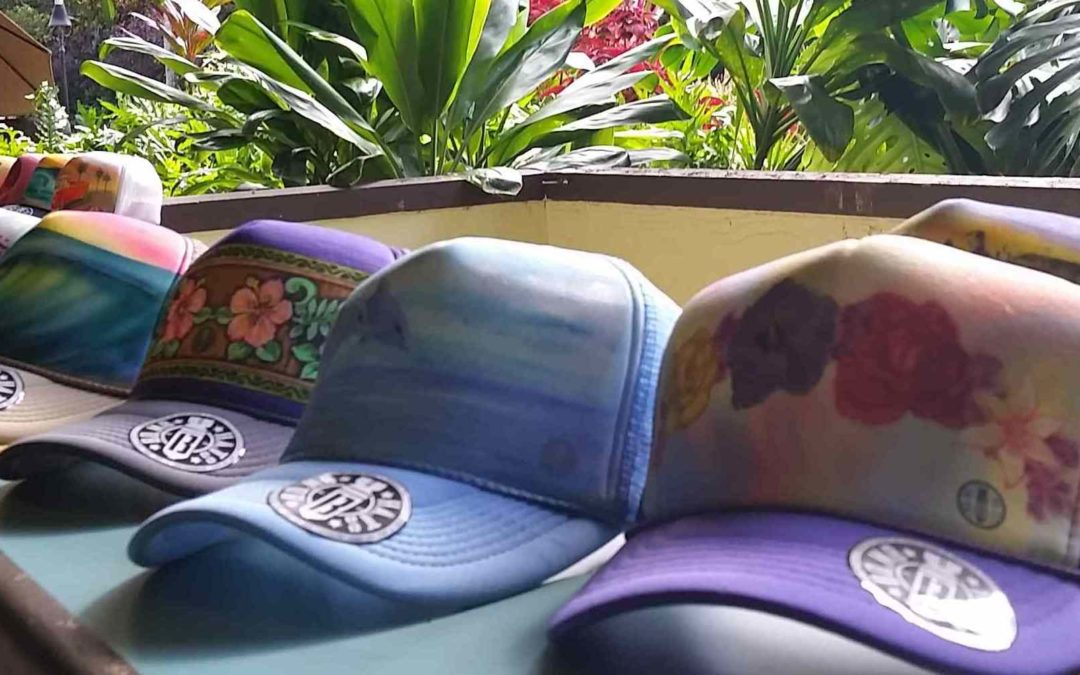 Bomb Hats Hawaii